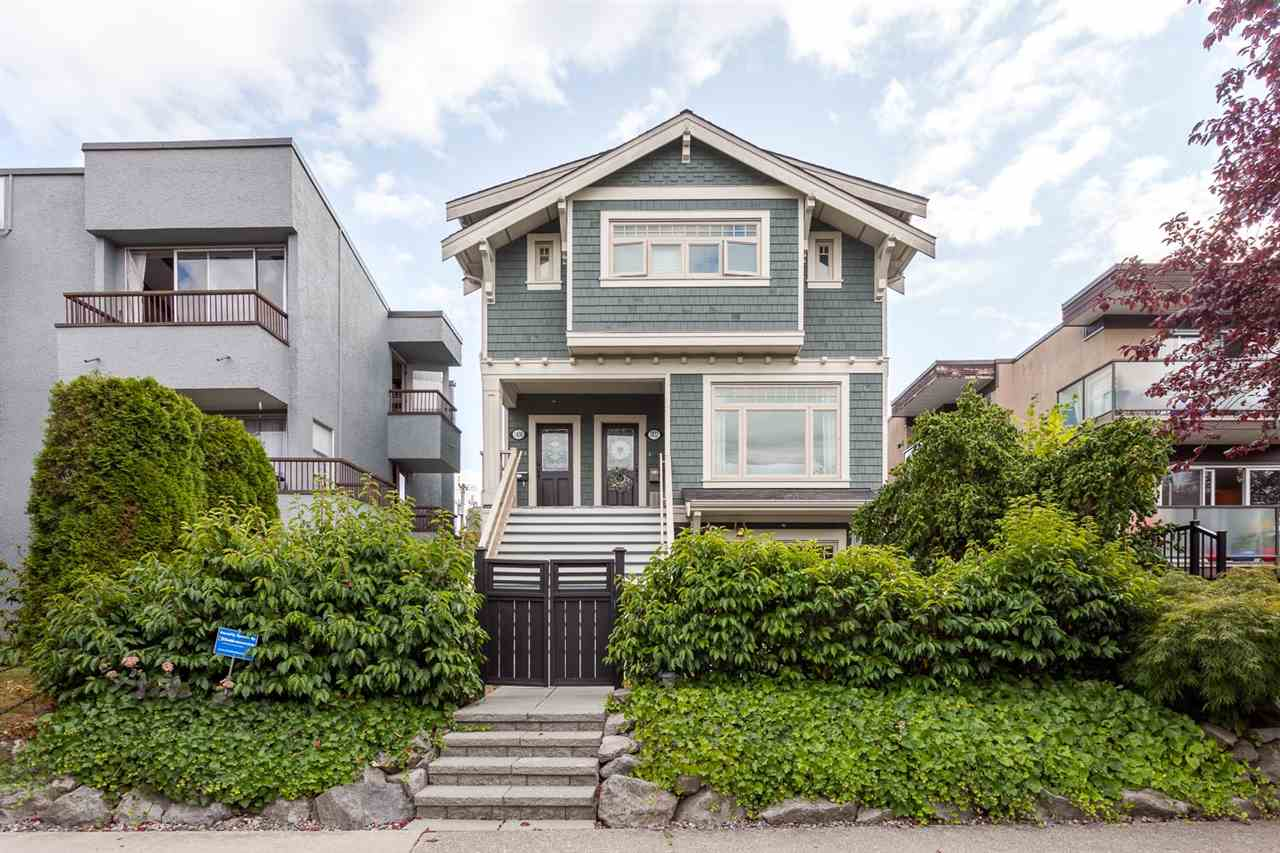 1832 GREER AVENUE - Kitsilano Townhouse for sale, 2 Bedrooms (R2202420) #1