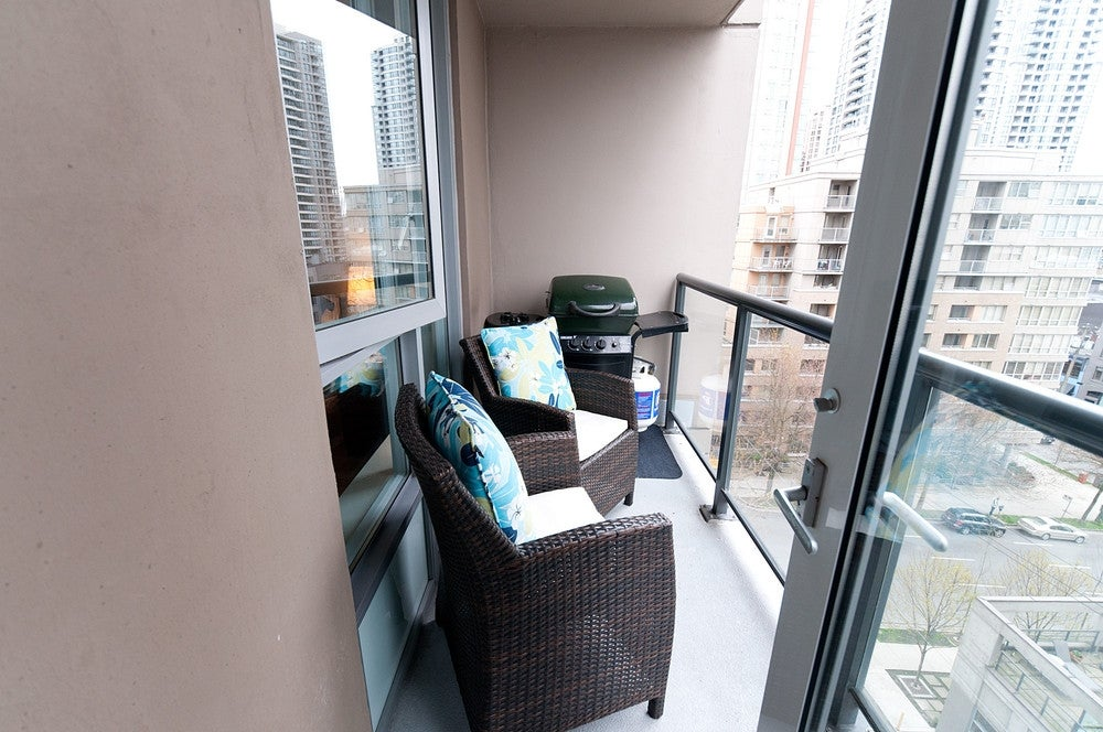 706 1010 Richards Street - Yaletown Apartment/Condo for sale, 1 Bedroom (V944801) #7