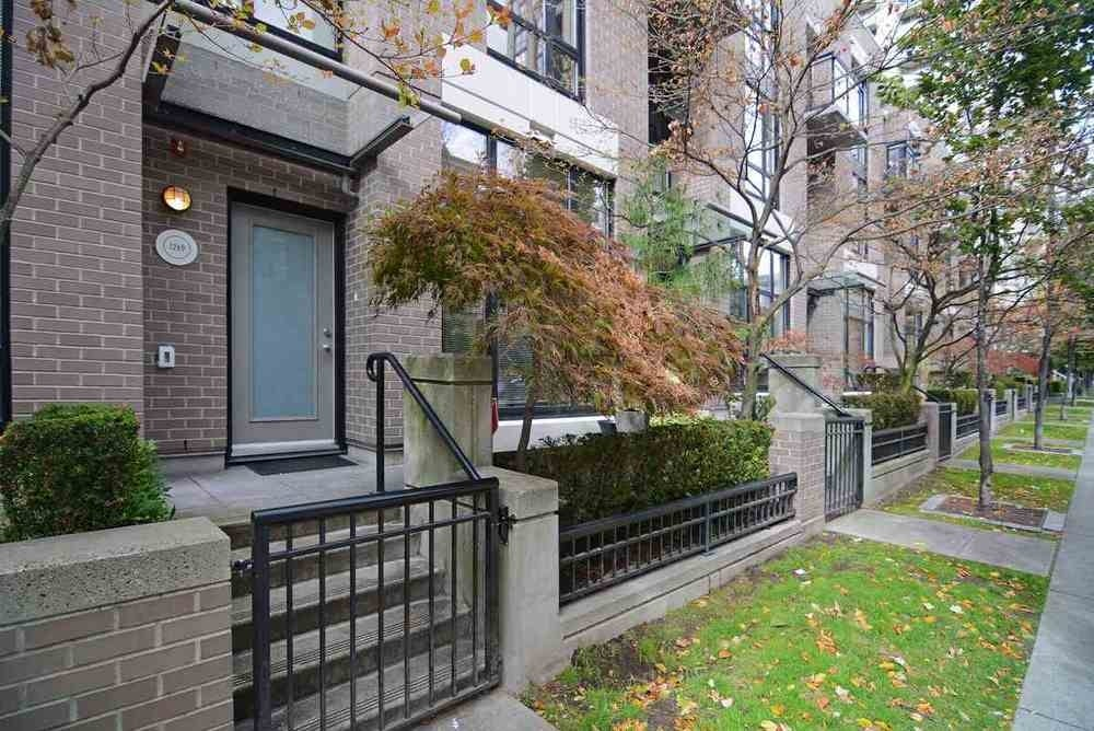 1269 Richards Street - Downtown VW Townhouse for sale, 2 Bedrooms (V1143518) #20