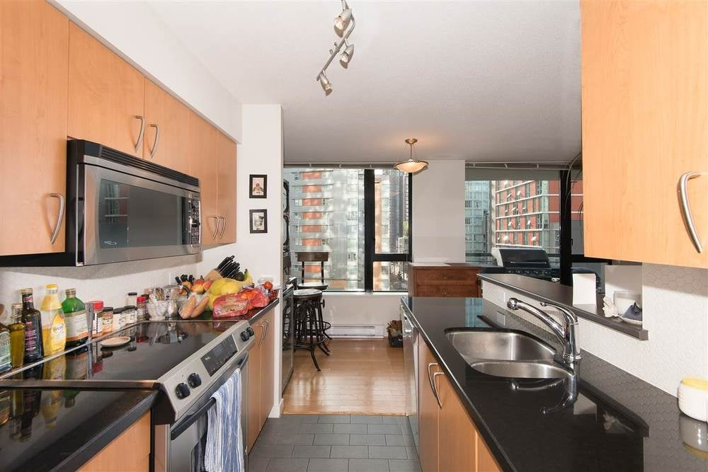 708 1295 Richards Street - Downtown VW Apartment/Condo for sale, 1 Bedroom (R2039675) #6
