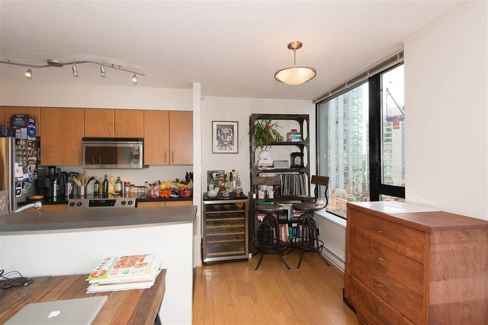 708 1295 Richards Street - Downtown VW Apartment/Condo for sale, 1 Bedroom (R2039675) #8