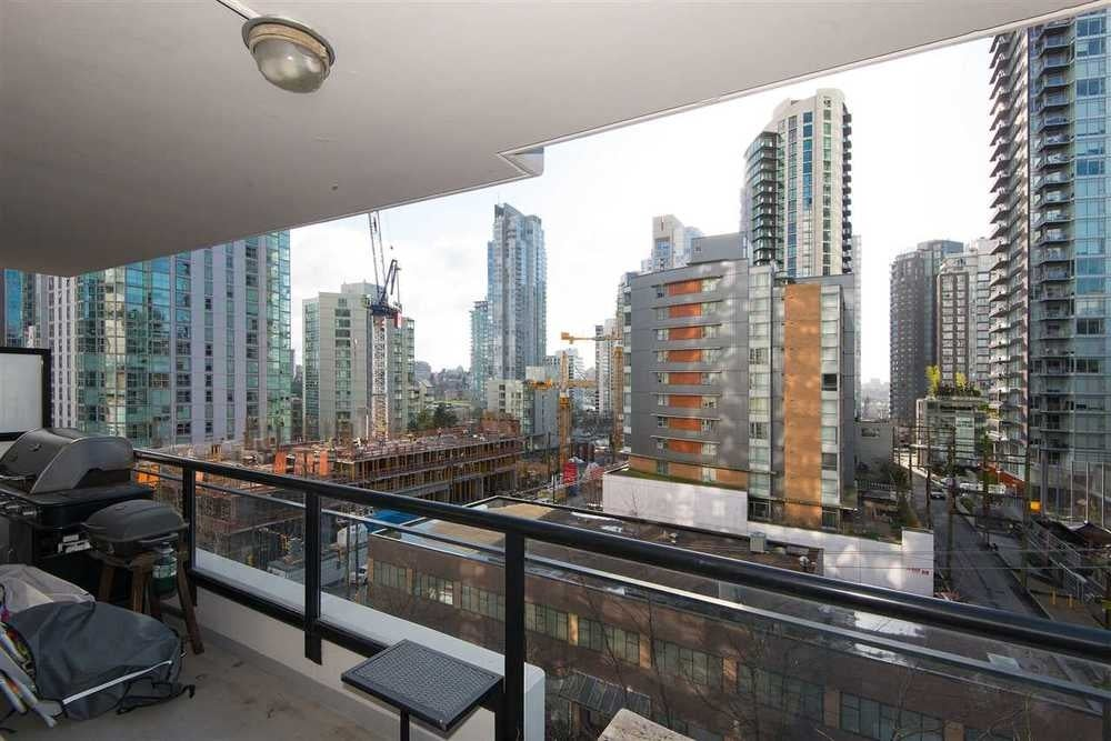 708 1295 Richards Street - Downtown VW Apartment/Condo for sale, 1 Bedroom (R2039675) #13