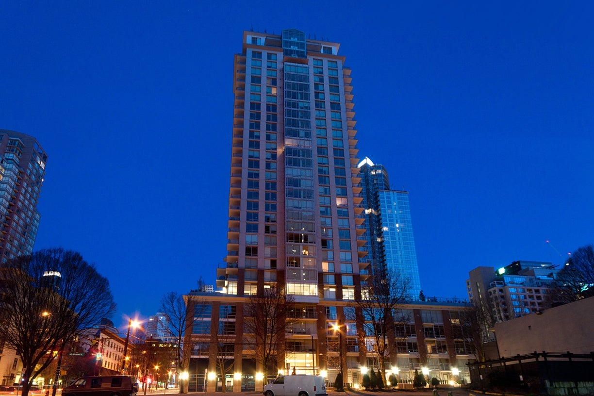 1205 - 535 Smithe Street  - Yaletown Apartment/Condo for sale, 2 Bedrooms (V955964) #1