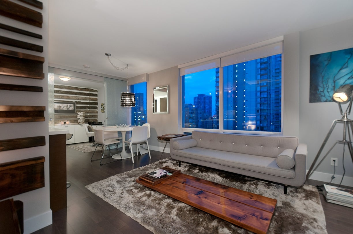 1205 - 535 Smithe Street  - Yaletown Apartment/Condo for sale, 2 Bedrooms (V955964) #7