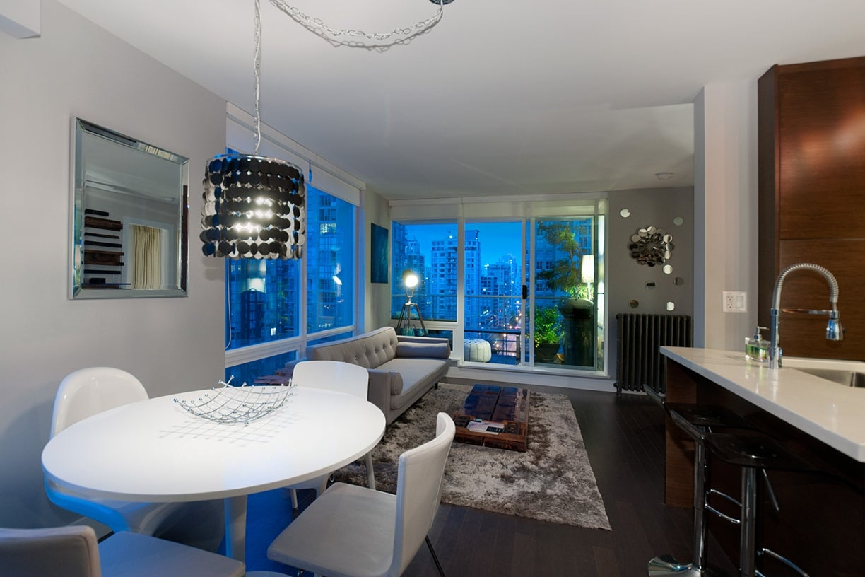 1205 - 535 Smithe Street  - Yaletown Apartment/Condo for sale, 2 Bedrooms (V955964) #8