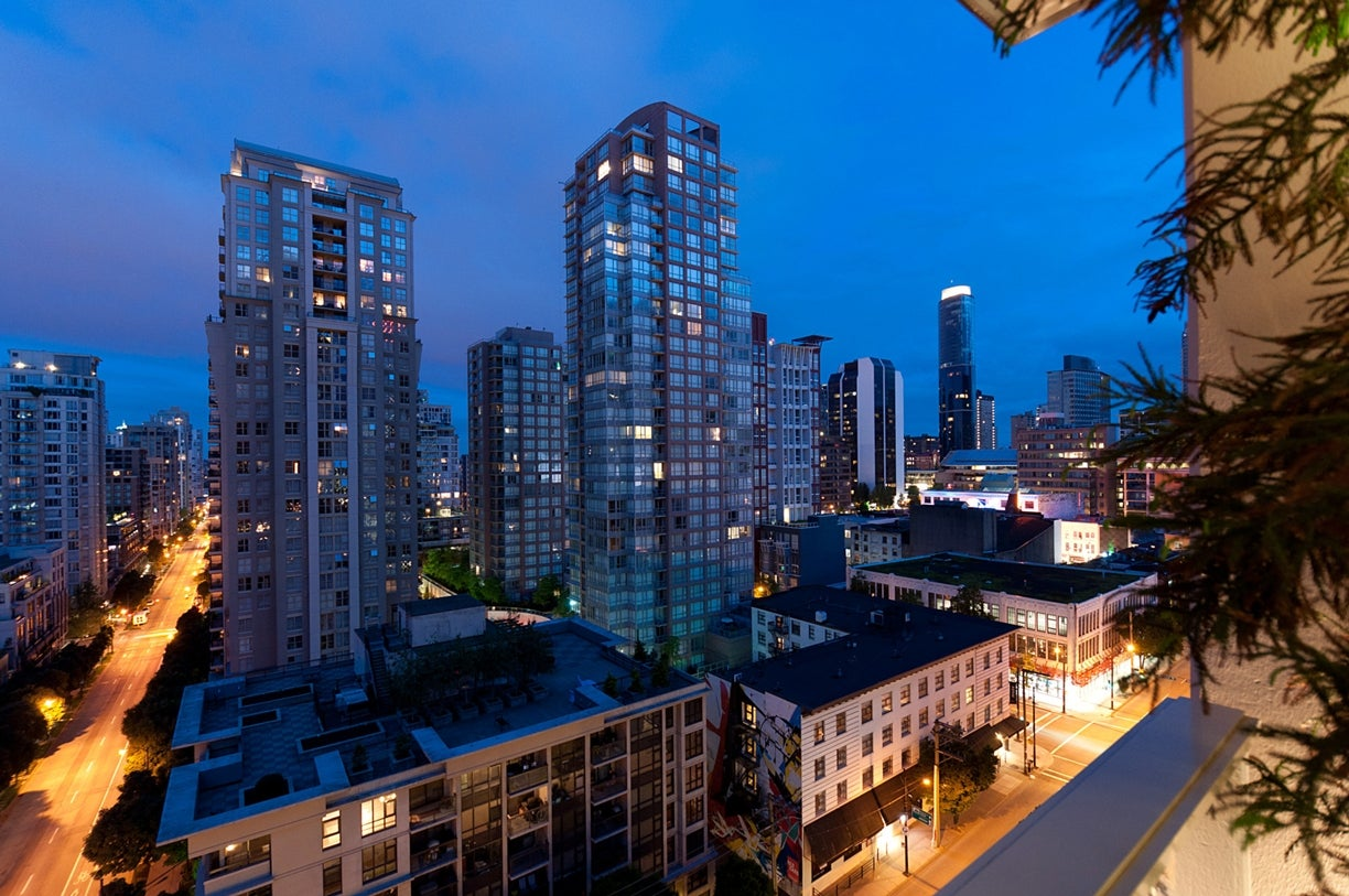 1205 - 535 Smithe Street  - Yaletown Apartment/Condo for sale, 2 Bedrooms (V955964) #13