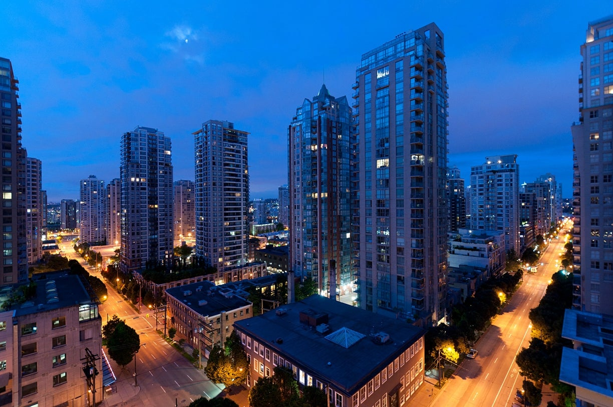 1205 - 535 Smithe Street  - Yaletown Apartment/Condo for sale, 2 Bedrooms (V955964) #14