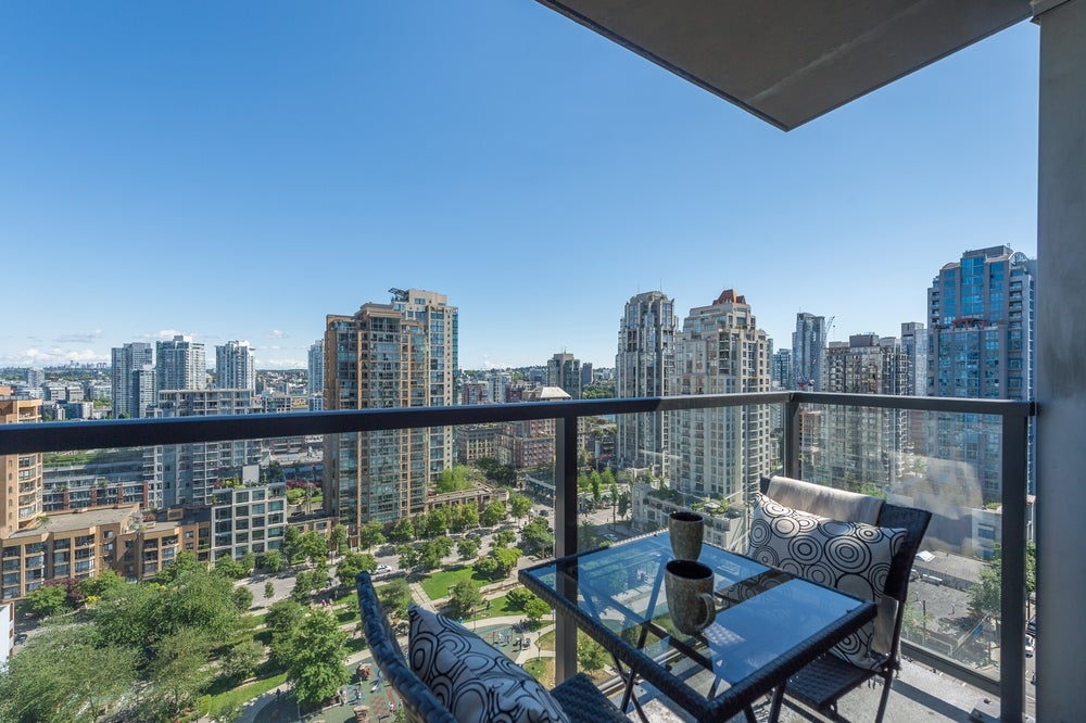 1705 1155 Seymour Street - Downtown VW Apartment/Condo for sale, 1 Bedroom (R2075549) #5