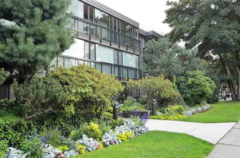 205 2770 Burrard Street - Fairview VW Apartment/Condo for sale, 2 Bedrooms (R2117749) #1