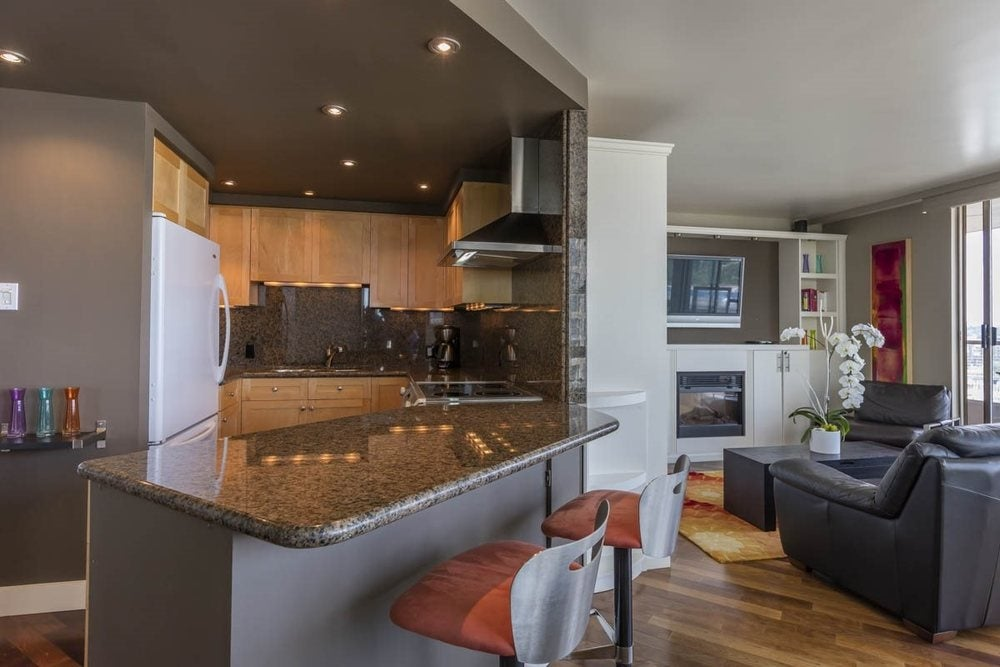1504 1625 Hornby Street - Yaletown Apartment/Condo for sale, 1 Bedroom (R2093158) #6