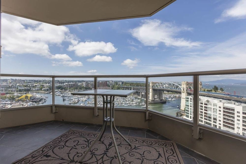 1504 1625 Hornby Street - Yaletown Apartment/Condo for sale, 1 Bedroom (R2093158) #8