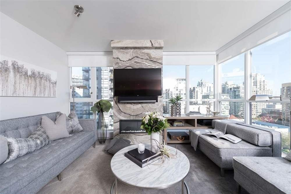 1004 1199 SEYMOUR STREET - Downtown VW Apartment/Condo for sale, 2 Bedrooms (R2116319) #3