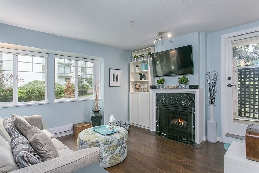 102 1388 Haro Street - West End VW Apartment/Condo for sale, 1 Bedroom (R2045962) #1