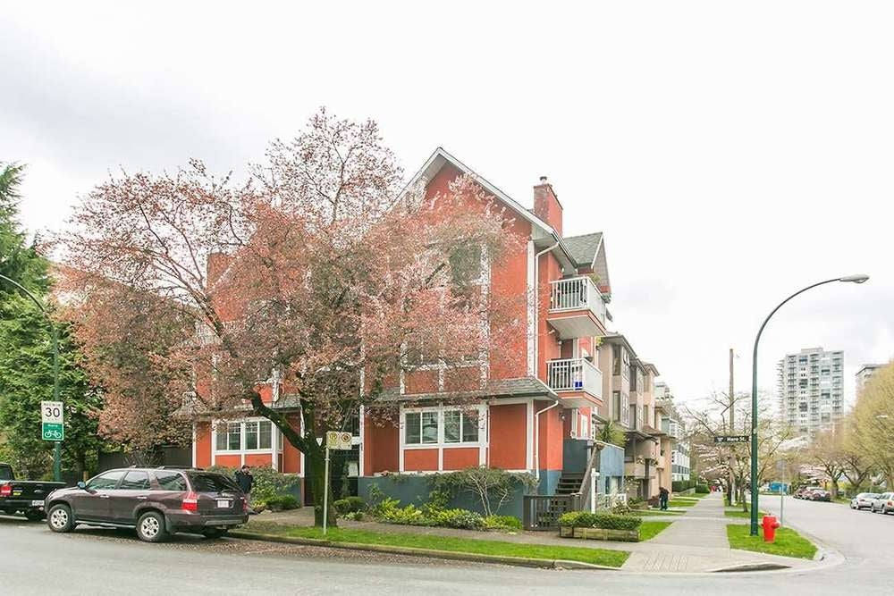 102 1388 Haro Street - West End VW Apartment/Condo for sale, 1 Bedroom (R2045962) #12