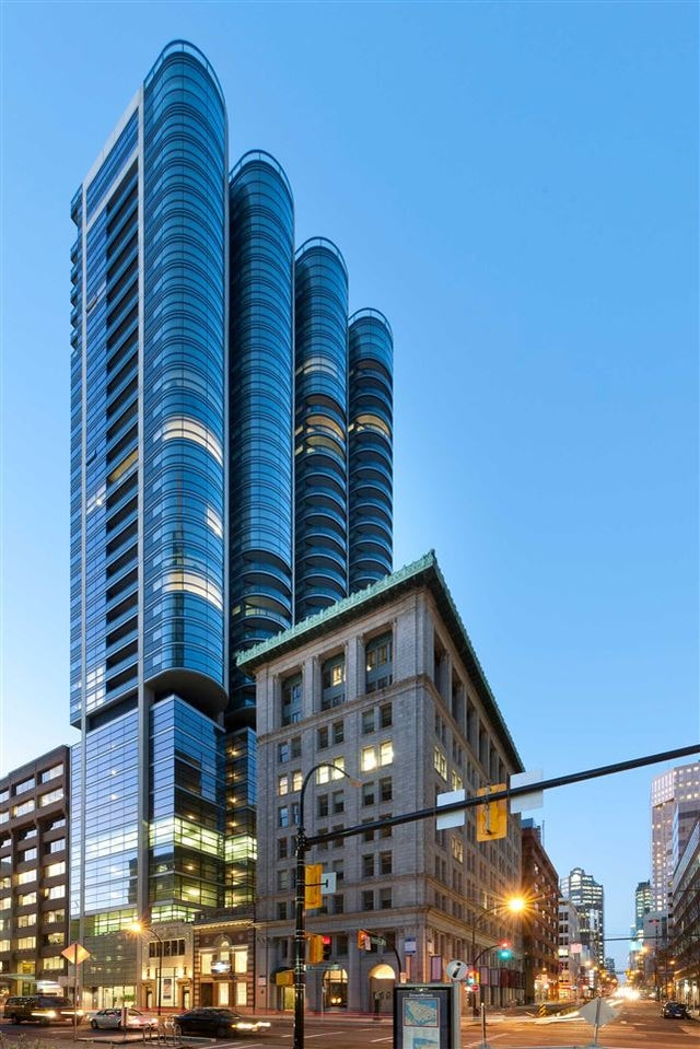 2403 838 W HASTINGS STREET - Downtown VW Apartment/Condo for sale, 2 Bedrooms (R2125864) #1