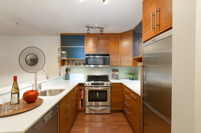 3022 W 4TH AVENUE - Kitsilano Townhouse for sale, 1 Bedroom (R2131982) #5