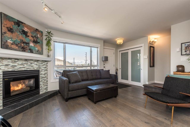 208 3978 ALBERT STREET - Vancouver Heights Apartment/Condo for sale, 2 Bedrooms (R2152424) #1