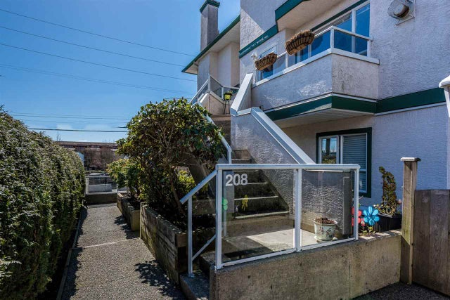 208 3978 ALBERT STREET - Vancouver Heights Apartment/Condo for sale, 2 Bedrooms (R2152424) #3