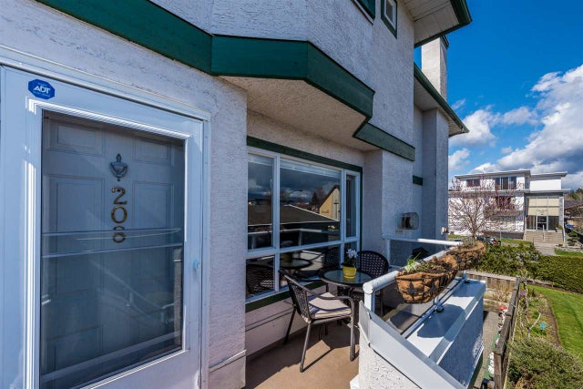 208 3978 ALBERT STREET - Vancouver Heights Apartment/Condo for sale, 2 Bedrooms (R2152424) #4