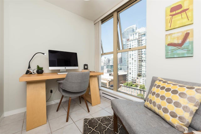 1805 969 RICHARDS STREET - Downtown VW Apartment/Condo for sale, 1 Bedroom (R2192235) #15