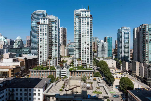 1805 969 RICHARDS STREET - Downtown VW Apartment/Condo for sale, 1 Bedroom (R2192235) #14