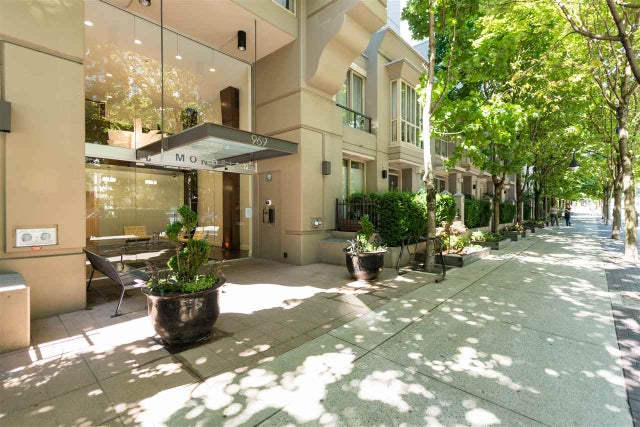 1805 969 RICHARDS STREET - Downtown VW Apartment/Condo for sale, 1 Bedroom (R2192235) #1