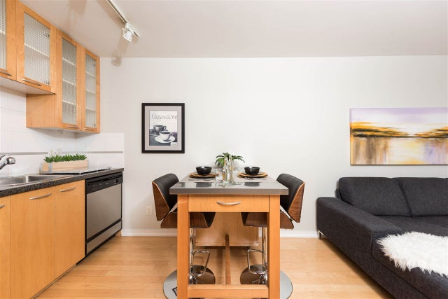 1805 969 RICHARDS STREET - Downtown VW Apartment/Condo for sale, 1 Bedroom (R2192235) #7