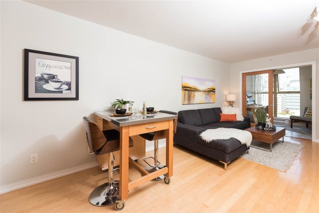 1805 969 RICHARDS STREET - Downtown VW Apartment/Condo for sale, 1 Bedroom (R2192235) #11