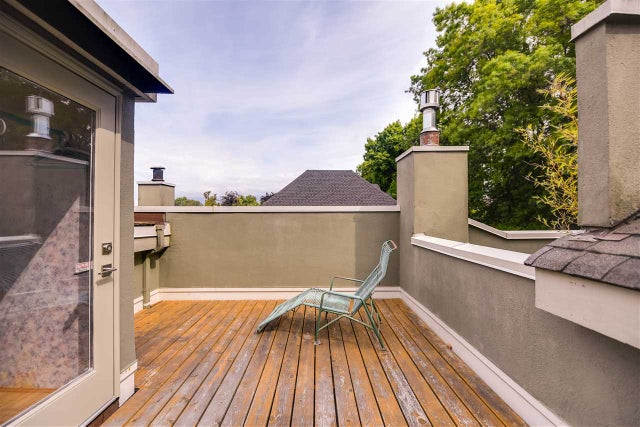 1365 WALNUT STREET - Kitsilano Townhouse for sale, 2 Bedrooms (R2203661) #11