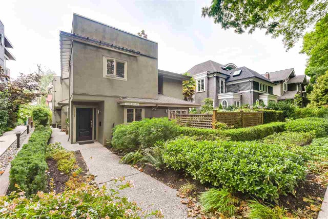 1365 WALNUT STREET - Kitsilano Townhouse for sale, 2 Bedrooms (R2203661) #1