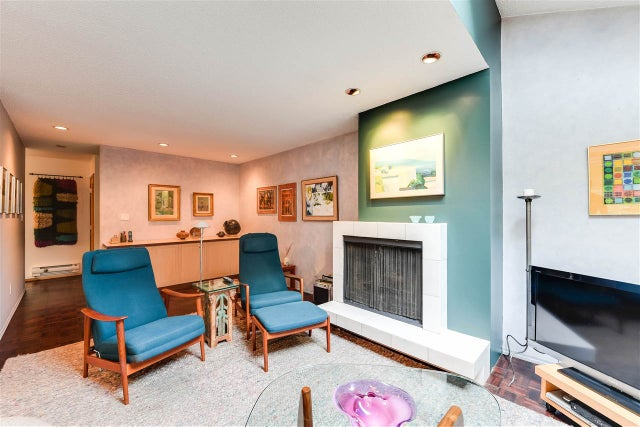1365 WALNUT STREET - Kitsilano Townhouse for sale, 2 Bedrooms (R2203661) #2