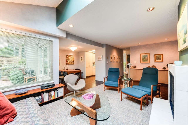 1365 WALNUT STREET - Kitsilano Townhouse for sale, 2 Bedrooms (R2203661) #3