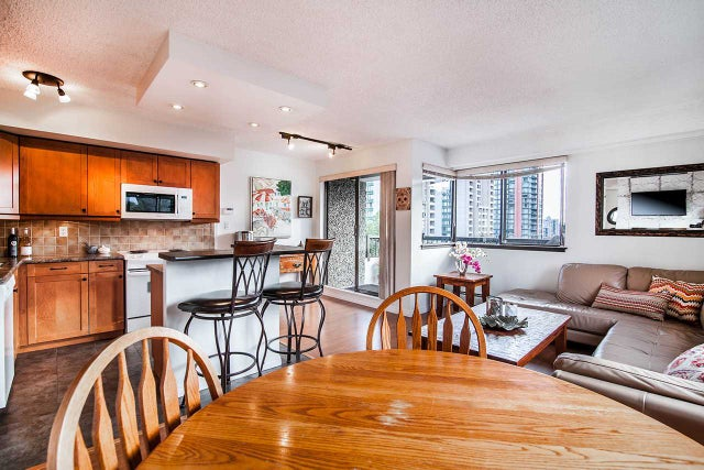 705 47 AGNES STREET - Downtown NW Apartment/Condo for sale, 1 Bedroom (R2205657) #1