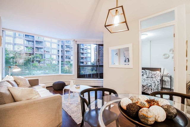 318 1330 BURRARD STREET - Downtown VW Apartment/Condo for sale, 1 Bedroom (R2209947) #13