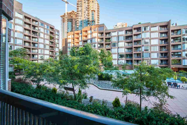 318 1330 BURRARD STREET - Downtown VW Apartment/Condo for sale, 1 Bedroom (R2209947) #5