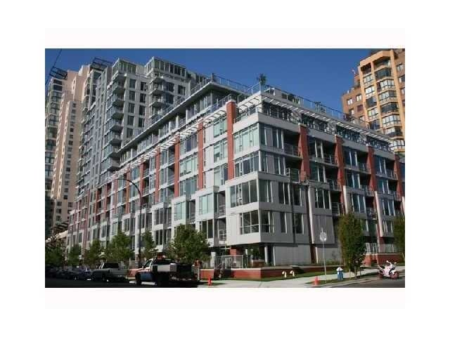 1206 1133 Homer Street - Yaletown Apartment/Condo for sale, 1 Bedroom (V851271) #1