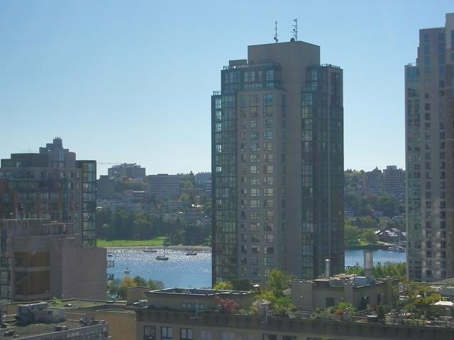 1206 1133 Homer Street - Yaletown Apartment/Condo for sale, 1 Bedroom (V851271) #4