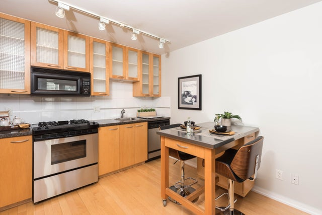1805 969 RICHARDS STREET - Downtown VW Apartment/Condo for sale, 1 Bedroom (R2192235) #9
