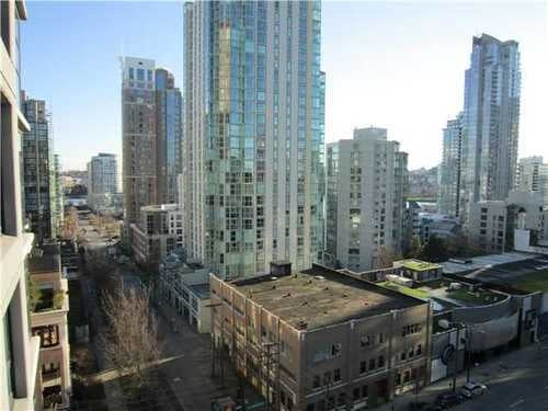 1107 1295 Richards Street - Downtown VW Apartment/Condo for sale, 1 Bedroom (V924432) #8