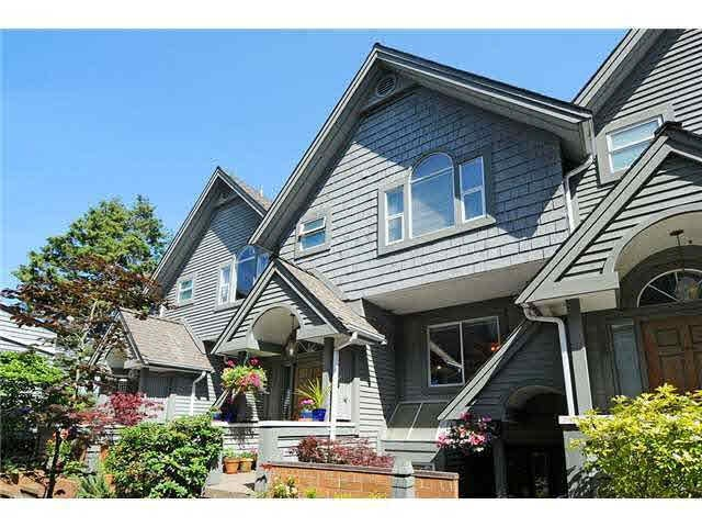 108 825 W 7th Avenue - Fairview VW Townhouse for sale, 3 Bedrooms (V836123) #1