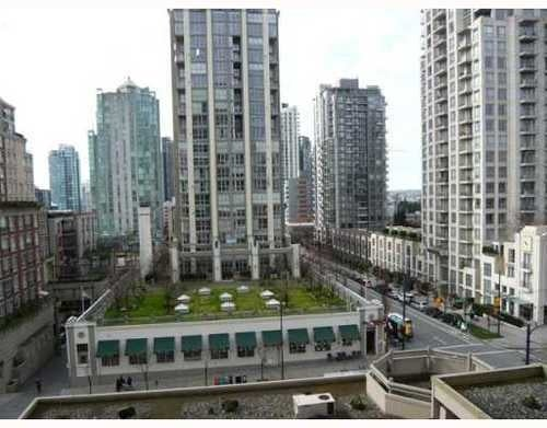608 1188 Richards Street - Yaletown Apartment/Condo for sale, 1 Bedroom (V809283) #9
